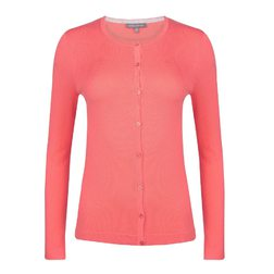 Коралловый кардиган CD 120 Washed Coral