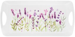 Поднос Lavender Garden Medium Tray  20*41*4 (Purple)