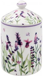 Банку для свічки Lavender Garden Candle Jar 14 * 8 (Purple)