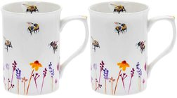 Набір з 2-х чашок Busy Bee Garden Set of 2 Mugs 8 * 12 * 11 (Multi)