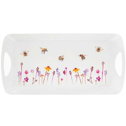 Поднос Busy Bee Garden Serving Tray - Medium 20*41*4 (Purple)