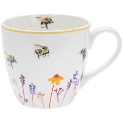 Чашка Busy Bee Garden Breakfast Mug 12*9*9 (Multi)