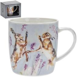 Чашка The Country Life Hares Mug