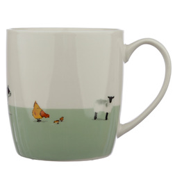 Чашка Farm Animal Mug, Willow Farm 12*9 (Multi)
