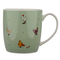 Чашка Chickens Mug, Willow Farm 12*9 (Multi)