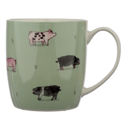 Чашка Willow Farm Pigs Mug  12*9  (Multi)