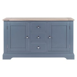 Комод DORSET 2DR 3DRW SIDEBOARD 88 * 153 * 45 (Dusky Seaspray)
