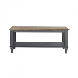Кавовий стіл HANOVER COFFEE TABLE 44 * 107 * 60 (Charcoal)