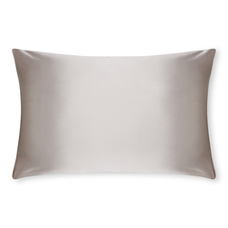 Шелкова наволочка Pillowcase with Hidden Zipper 50 * 70 (Silver Grey)