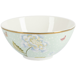 Фарфоровая пиала HERITAGE BOWL Ø13, 420ml (Mint)