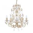 Потрясающая люстра золотистого цвета CLARABELLE 5 LIGHT (Gold)