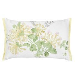 Прямоугольная подушка с роскошной вышивкой HONEYSUCKLE EMB 40*60 (Multi)