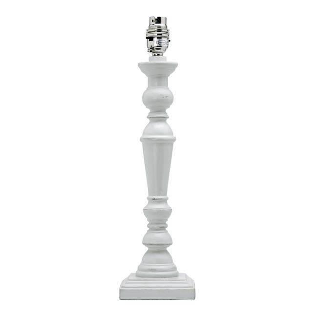 База для настольной лампы светло-серого цвета TATE SMALL 38*10 (Dove Grey)