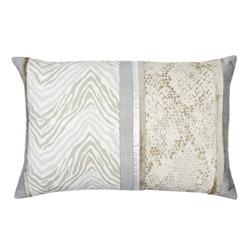 Мягкая декоративна подушка BELGRAVIA 60*40 (Natural)