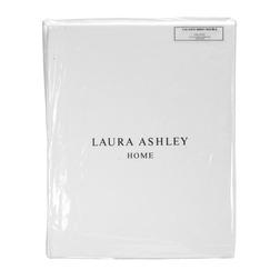 Простынь белого цвета без резинки PLAIN DYE VALANCE KG 150*200*25 (White)