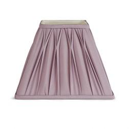 Квадратный абажур фиолетового цвета 10 FENN SQUARE (Amethyst)