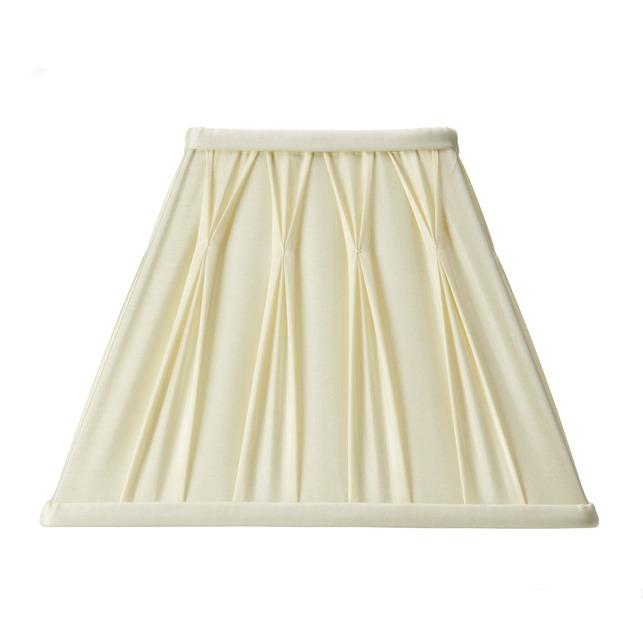 Квадратный абажур цвета слоновой кости 10 FENN SQUARE (Ivory)