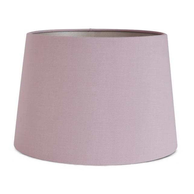 Абажур цилиндрической формы фиолетового цвета 12 DRUM SHADE (Amethyst)