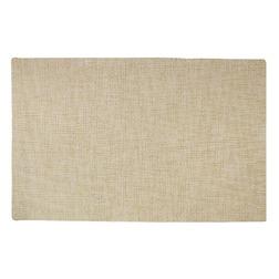 Шерстяной ковер бежевого цвета WINDSOR 120*180 (Natural)