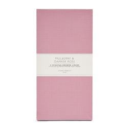 Ароматическая бумага MULBERRY & DAMASK ROSE LINER (Raspberry)