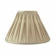 Классический абажур приятного бежевого цвета 12 FENN (Bamboo)