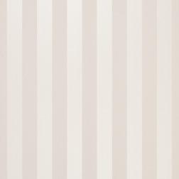 Бумажные обои в широкую полоску серо-бежевого цвета LILLE (Dove Grey)