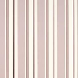 Бумажные обои в вертикальную полоску светло-фиолетового цвета EATON STRIPE (Grape)