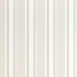 Бумажные обои в вертикальную полоску светло-серого цвета EATON STRIPE (Dove Grey)