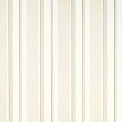 Бумажные обои в вертикальную полоску бежево-серого цвета EATON STRIPE (Sable)