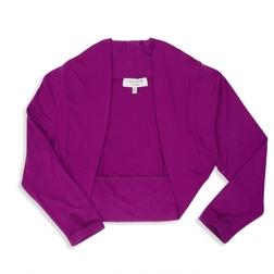 Болеро насыщенного пурпурного цвета TS 457