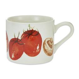 Большая чашка с рисунком овощей VEGETABLES MUG 8*9 (Multi)