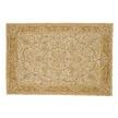 Ковер в бежево-золотых тонах VICTORIANA 140*200 (Gold/Ivory)