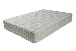 Красивый пружинный матрас для маленькой кровати EVERSHAM 3FT SG 190*90*25 (Ivory)