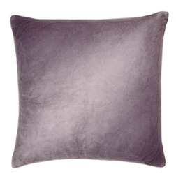 Плюшевая подушка квадратной формы NIGELLA 50*50 (Grape)