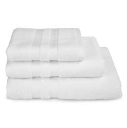 Белоснежное полотенце для рук LAURA ASHLEY 50*90 (White)