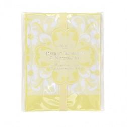 Ароматическая бумага с ароматом цитрусов CITRUS BLOSSM DRAWR SACHET 13*14,5*1,5 (Yellow)