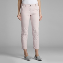 """Укороченные брюки чинос цвета """"розовой воды"""" TR 025"""
