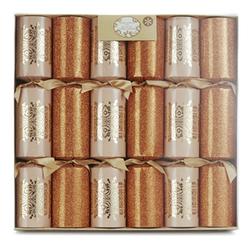 Набор хлопушек в золотистой гамме GABRIELLA LACE SET OF 6 CRACKERS 6,5*32,5*31 (Gold)
