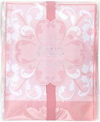 Ароматическая бумага с запахом ревеня и ванили RHUBARB VANILLA DRAWER SACHET 13*14,5*1,5 (Pink)