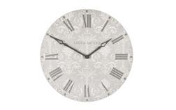 Настенный часы светло-серого цвета JOSETTE WALL  Ø38 (Dove Grey)
