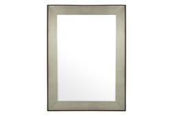 Прямоугольное зеркало в зеркальной раме бежевого цвета ARIELLE RECTANGULAR 84*112*2,5