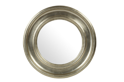 Круглое зеркало цвета шампанского ALENA ROUND 68 (Champagne)