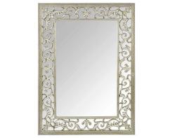 Настенное зеркало в роскошной раме ROCOCCO 110*80*4 (Champagne)