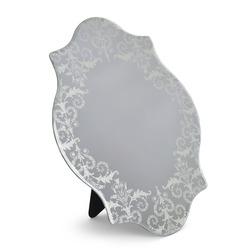 Элегантное зеркало с цветочным рисунком JOSETTE FREE STANDING 26,5*34*1 (Mirror)