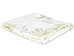 Хлопковое полотенце для рук с рисунком желтых цветов HONEYSUCKLE 50*90 (Camomile)