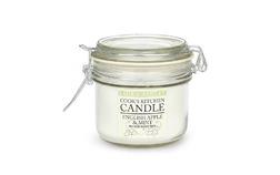 Ароматическая свеча с ароматом яблок и мяты COOKS KITCHEN ENGLISH APPLE & MINT 8,5*8 (Apple)