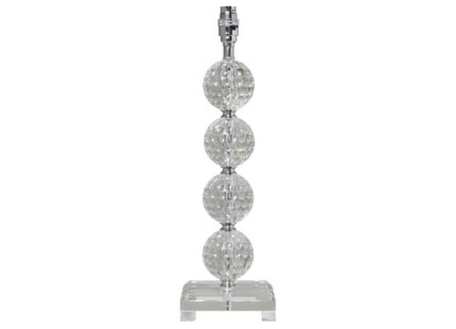 База для настольной лампы со стеклянными шарами LEDLEY 47*14 (Glass)