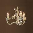 Люстра кремового цвета на 3 лампочки ANEELA 3LT CHANDELIER (Cream)