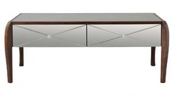 Зеркальный кофейный стол CHARLSTON COFFEE TABLE 46*117*66