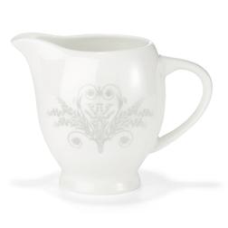 Небольшой молочник из фарфора JOSETTE MILK JUG 9*6,5*13 (Dove Grey)